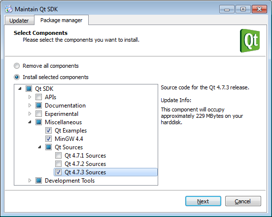 Amree Zaid » How to enable MySQL Support in Qt SDK for Windows